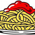 spaghetti pranzo