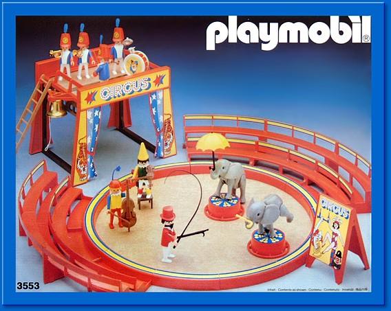Playmobil Circo