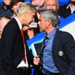 Wenger-Mourinho