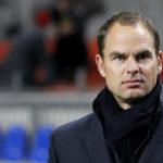 Ajax coach Frank de Boer  event:428