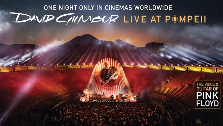 David Gilmour Live At Pompeii, Il Passato Vince Ancora