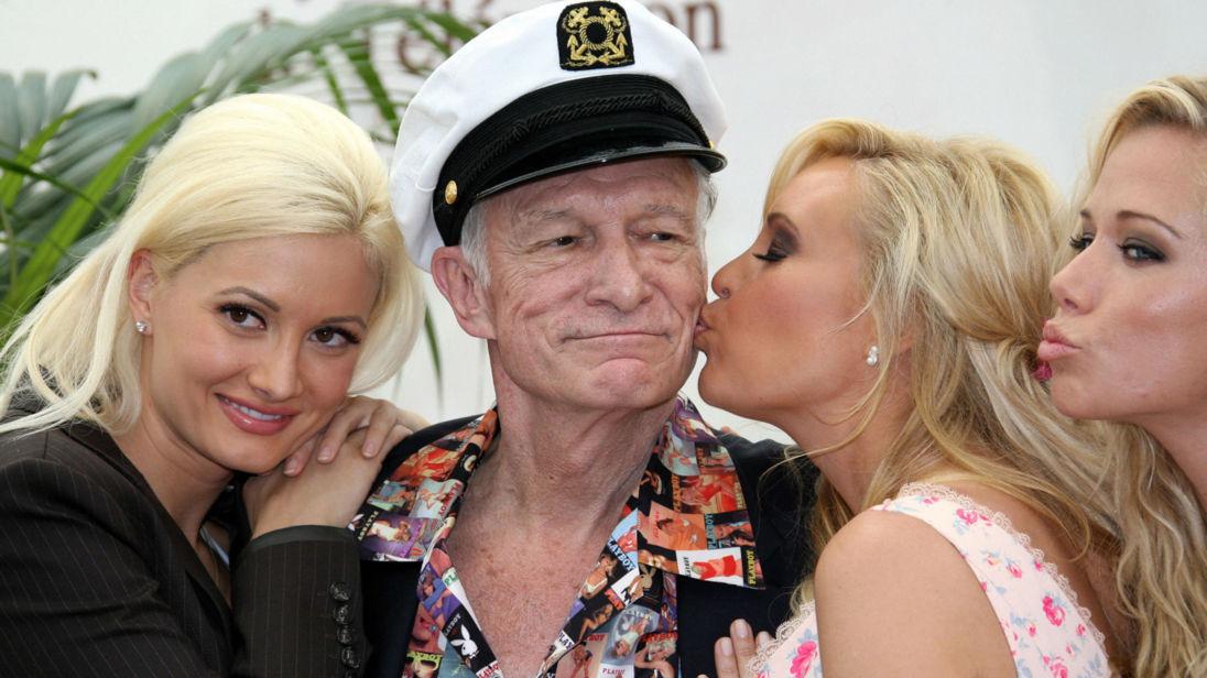 Hugh Hefner porno